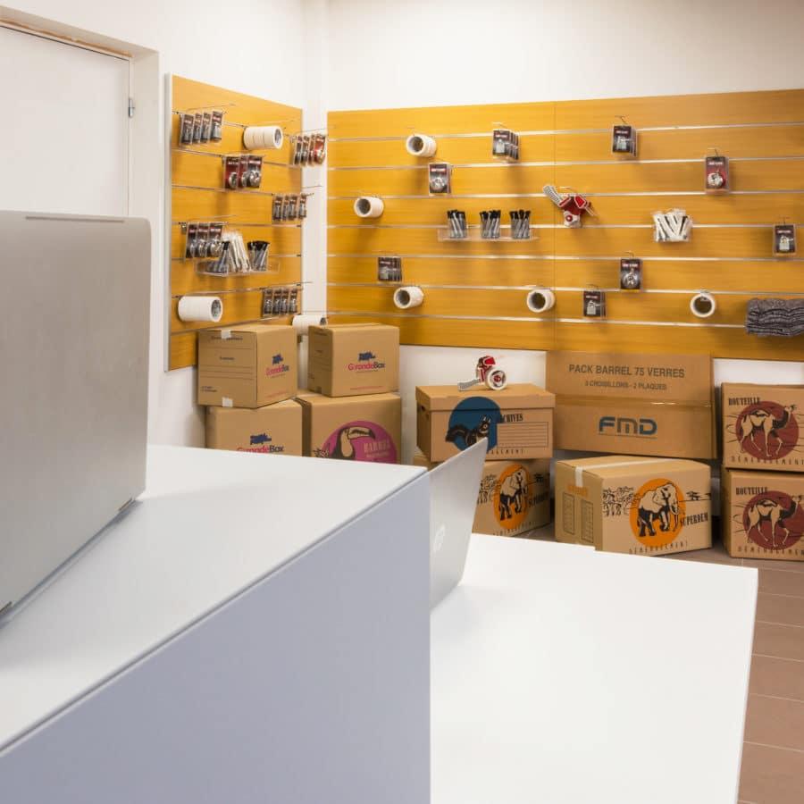 cartons pas chers Eysines, Le Haillan, St Médard en Jalles